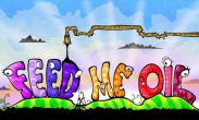 In addition to the game Battle Bears Gold for Android phones and tablets, you can also download Feed Me Oil for free.