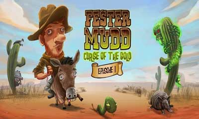Screenshots of the Fester Mudd Episode 1 for Android tablet, phone.