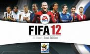 In addition to the game Dragon realms for Android phones and tablets, you can also download FIFA 12 for free.