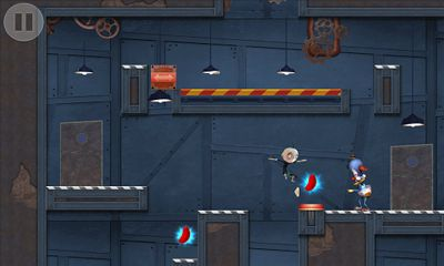 Screenshots of the Figaro Pho Fear Factory for Android tablet, phone.