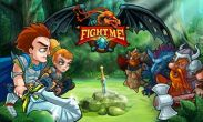 In addition to the game Ninja Wizard for Android phones and tablets, you can also download Fight Me! for free.