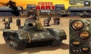 In addition to the game  for Android phones and tablets, you can also download Finger Army 1942 for free.