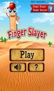 In addition to the game SimCity Deluxe for Android phones and tablets, you can also download Finger Slayer for free.