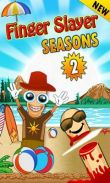 In addition to the game Horn for Android phones and tablets, you can also download Finger Slayer Seasons 2 for free.