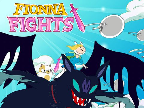 Download Fionna fights: Adventure time Android free game. Get full version of Android apk app Fionna fights: Adventure time for tablet and phone.