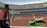 In addition to the game World Conqueror 2 for Android phones and tablets, you can also download First Person Tennis for free.