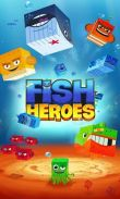 In addition to the game The Sims 3 for Android phones and tablets, you can also download Fish Heroes for free.