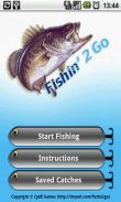 In addition to the game Infinite Flight for Android phones and tablets, you can also download Fishin' 2 Go for free.