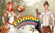 In addition to the game Extreme Skater for Android phones and tablets, you can also download Fishing Superstars for free.