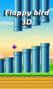 In addition to the game Paper World Mario for Android phones and tablets, you can also download Flappy bird 3D for free.