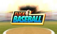 In addition to the game Sonic The Hedgehog 4 for Android phones and tablets, you can also download Flick Baseball for free.