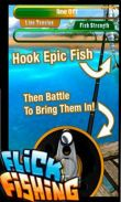 In addition to the game Death Moto for Android phones and tablets, you can also download Flick Fishing for free.
