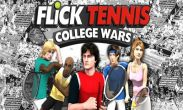 In addition to the game Fruit Ninja for Android phones and tablets, you can also download Flick Tennis: College Wars for free.