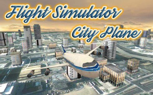 Download Flight simulator: City plane Android free game. Get full version of Android apk app Flight simulator: City plane for tablet and phone.