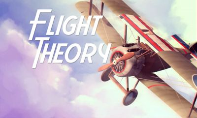 Screenshots of the Flight Theory Flight Simulator for Android tablet, phone.