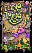 In addition to the game Celebrity smoothies store for Android phones and tablets, you can also download Fling a Thing for free.