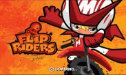 In addition to the game Defender II for Android phones and tablets, you can also download Flip Riders for free.