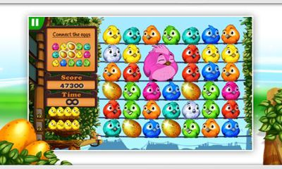 Screenshots of the Fluffy Birds for Android tablet, phone.