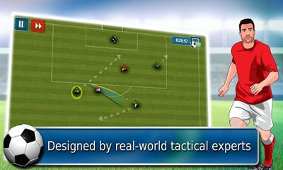 Screenshots of the Fluid Football for Android tablet, phone.