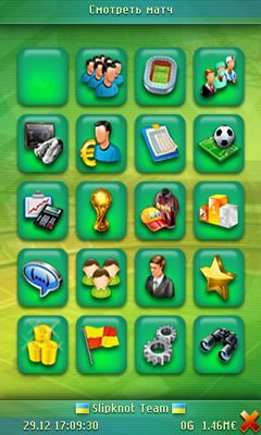 FMO - Football Manager Online - Android game screenshots. Gameplay FMO