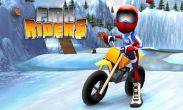 In addition to the game  for Android phones and tablets, you can also download FMX Riders for free.