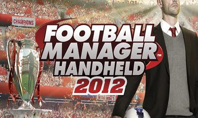 Screenshots of the Football Manager Handheld 2012 for Android tablet