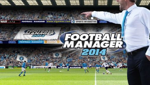 Screenshots of the Football Manager Handheld 2014 for Android tablet, phone.