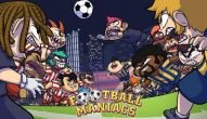 In addition to the game Panda Run HD for Android phones and tablets, you can also download Football maniacs: Manager for free.