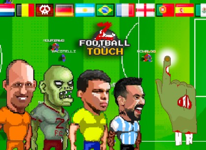 Download Football touch Z Android free game. Get full version of Android apk app Football touch Z for tablet and phone.
