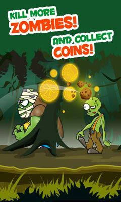 Screenshots of the Forest Zombies for Android tablet, phone.