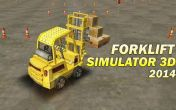 In addition to the game Chase Caveman for Android phones and tablets, you can also download Forklift simulator 3D 2014 for free.