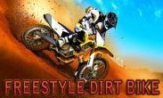 In addition to the game  for Android phones and tablets, you can also download Freestyle Dirt bike for free.
