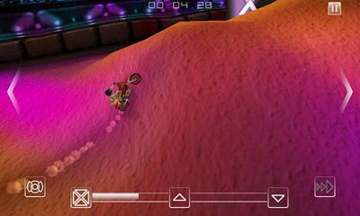Freestyle Motocross IV - Android game screenshots. Gameplay Freestyle