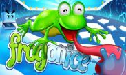 In addition to the game Ninja Wizard for Android phones and tablets, you can also download Frog on Ice for free.