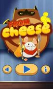 In addition to the game Demons land for Android phones and tablets, you can also download From Cheese for free.