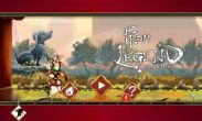 In addition to the game Chicken Invaders 3 for Android phones and tablets, you can also download From Legend for free.