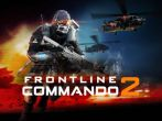 In addition to the game Shark Dash for Android phones and tablets, you can also download Frontline commando 2 for free.