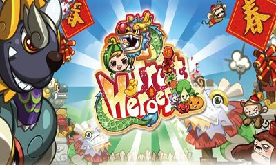 Screenshots of the Fruit Heroes for Android tablet, phone.