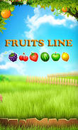 Download Fruit line Android free game. Get full version of Android apk app Fruit line for tablet and phone.