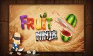 In addition to the game Pou for Android phones and tablets, you can also download Fruit Ninja for free.