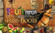 In addition to the game  for Android phones and tablets, you can also download Fruit Ninja Puss in Boots for free.