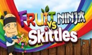 In addition to the game Deer hunter 2014 for Android phones and tablets, you can also download Fruit Ninja vs Skittles for free.