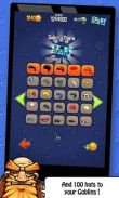 In addition to the game Cut the Rope for Android phones and tablets, you can also download Fruits'n Goblins for free.