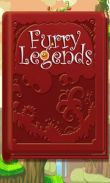 In addition to the game Caveman Run for Android phones and tablets, you can also download Furry Legends for free.