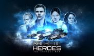 In addition to the game Xtreme Wheels for Android phones and tablets, you can also download Galactic Heroes for free.