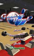 In addition to the game Duck dynasty: Battle of the beards for Android phones and tablets, you can also download Galaxy Bowl for free.