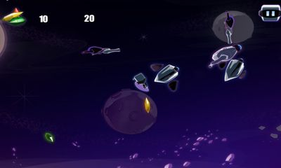Galaxy Space Surfer - Android game screenshots. Gameplay Galaxy Space