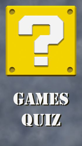 Download Games quiz Android free game. Get full version of Android apk app Games quiz for tablet and phone.