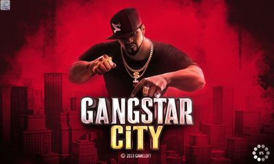 Screenshots of the Gangstar City for Android tablet, phone.
