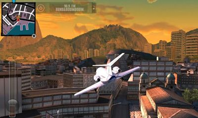 Screenshots of the Gangstar Rio City of Saints for Android tablet, phone.